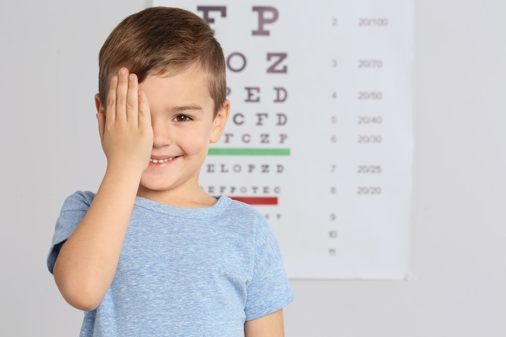 Why Kids' Eye Exams Are Important